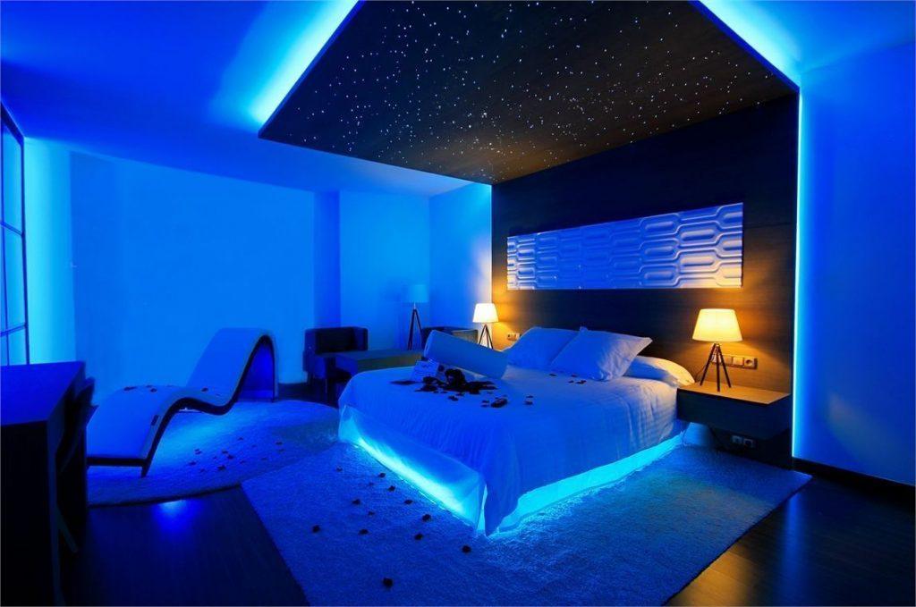 Conjunto de la suite Margarita Bonita, que convierten cualquiera hotel en un hotel erótico de diseño. Derechos de imagen de Margarita Bonita.