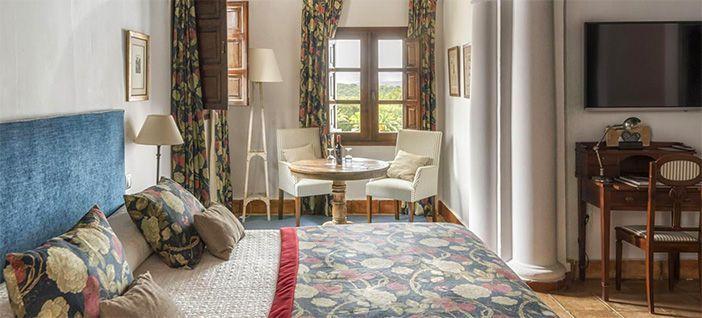 El hotel La Bobadilla A Royal Hideaway es un cinco estrellas gran lujo perfecto para una escapada romántica a Granada