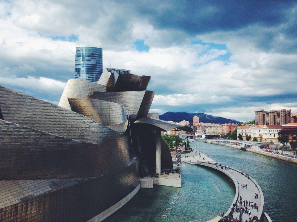 Viajar en España en pareja a Bilbao