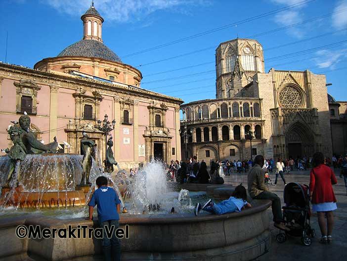 Viajar en España en pareja a Valencia