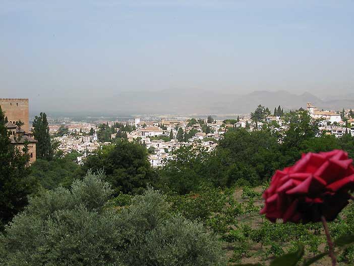 El Parador de Granada es uno de los mejores Paradores románticos de Andalucía