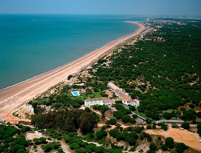 Mazagón, uno de los mejores Paradores románticos de Andalucía