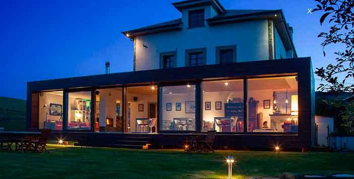 Hotel Tres Cabos, uno de los mejores hoteles para escapadas románticas en Asturias
