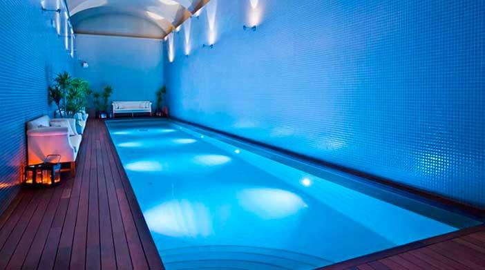 Spa del Parador de Corias, uno de los mejores hoteles románticos con spa de Asturias