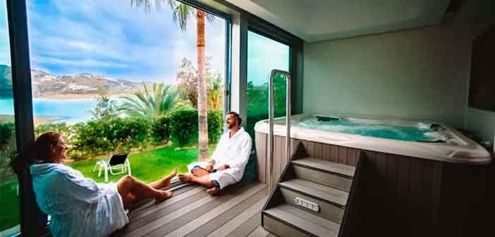 Mejores hoteles para parejas en Málaga, con spa y jacuzzi