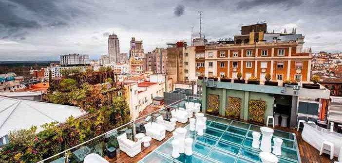Terrazas románticas de Madrid